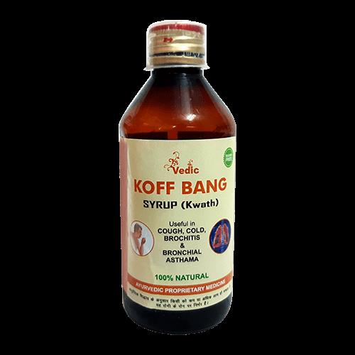 Vedic Koff Bang