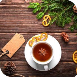 13 Vedic Upchar Herbal Tea - 36 Herbs