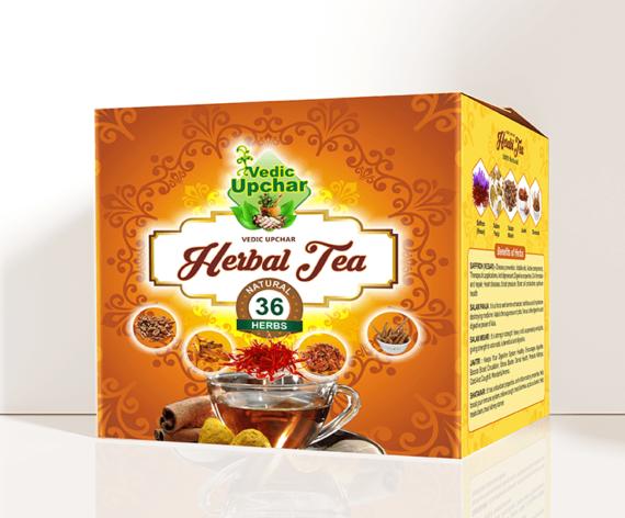 Vedic Upchar Herbal Tea 36 Herbs
