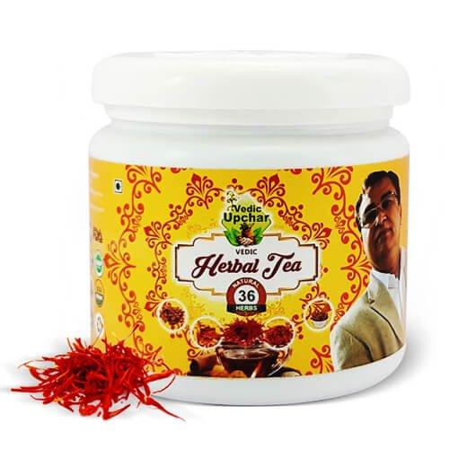 Vedic Upchar Herbal Tea-36 herbs combination